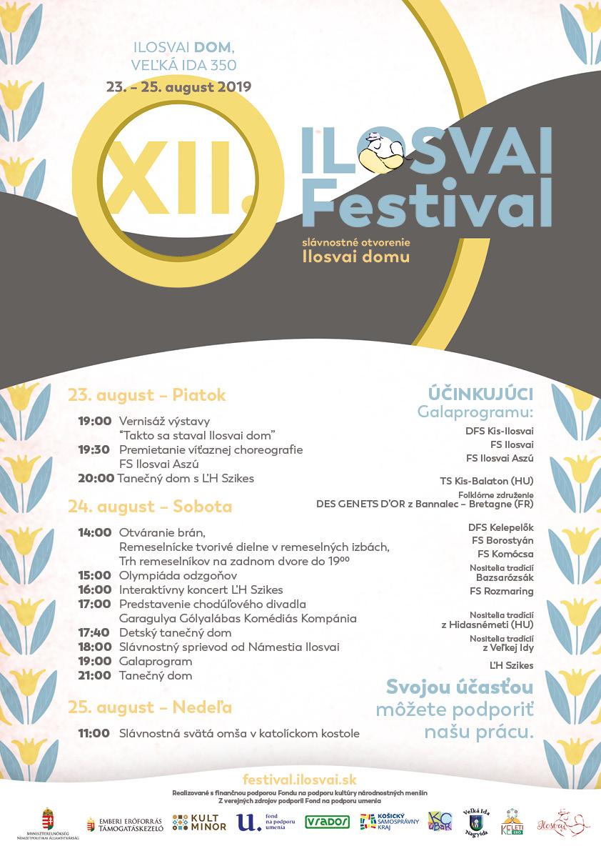 XII. Ilosvai festival