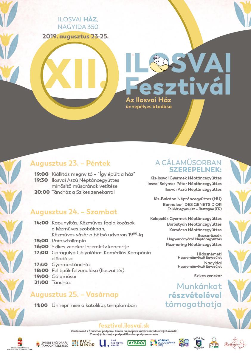 XII. Ilosvai fesztivál